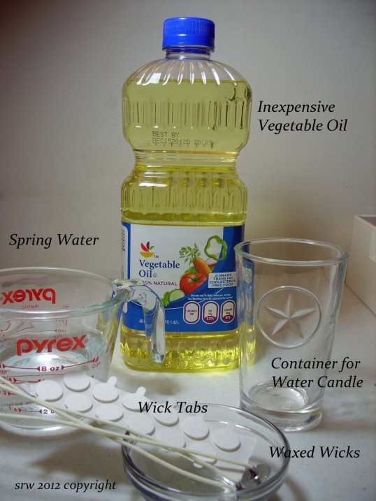 Supplies - Unknown uses for vegetable oil ...