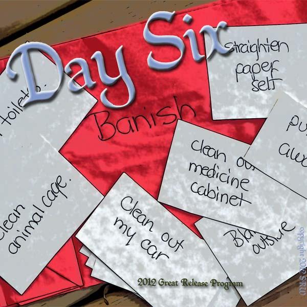 Today's Challenge -- Magickal Grab Bag!