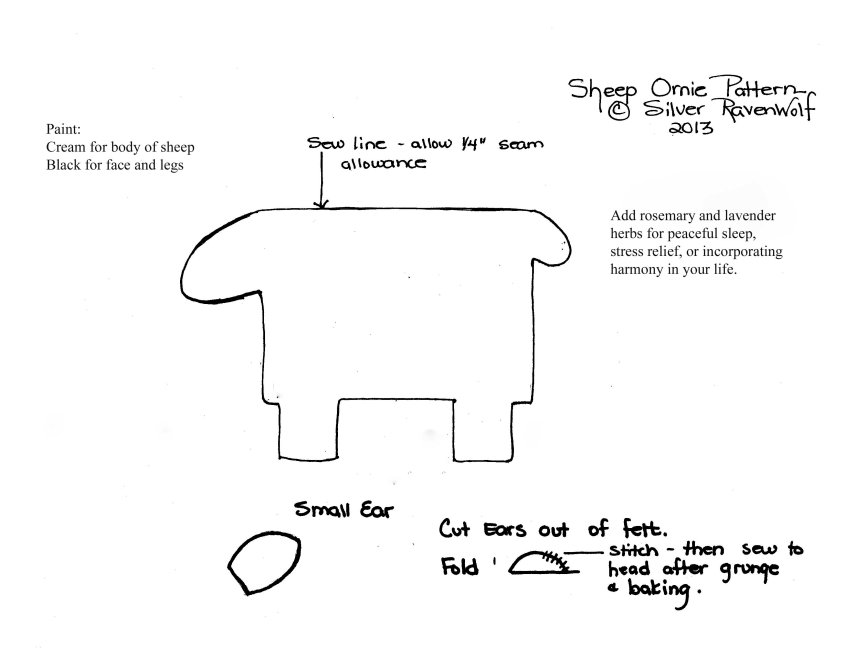 free primitive grunged ornie sheep pattern  addition  2 to