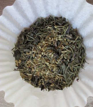 My odor eliminator spray will include African Basil, Rosemary, and Yarrow Flowers.