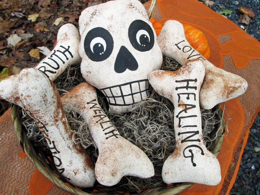 Basket of Bones by Silver RavenWolf