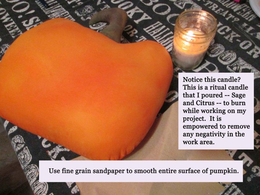 sandpumpkin