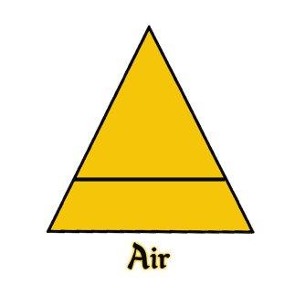 Air Element Symbol