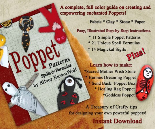 Silver's New Lesson Module -- 93 pages packed with a treasury of info.  Purchase at http://www.crowcrossroads.etsy.com