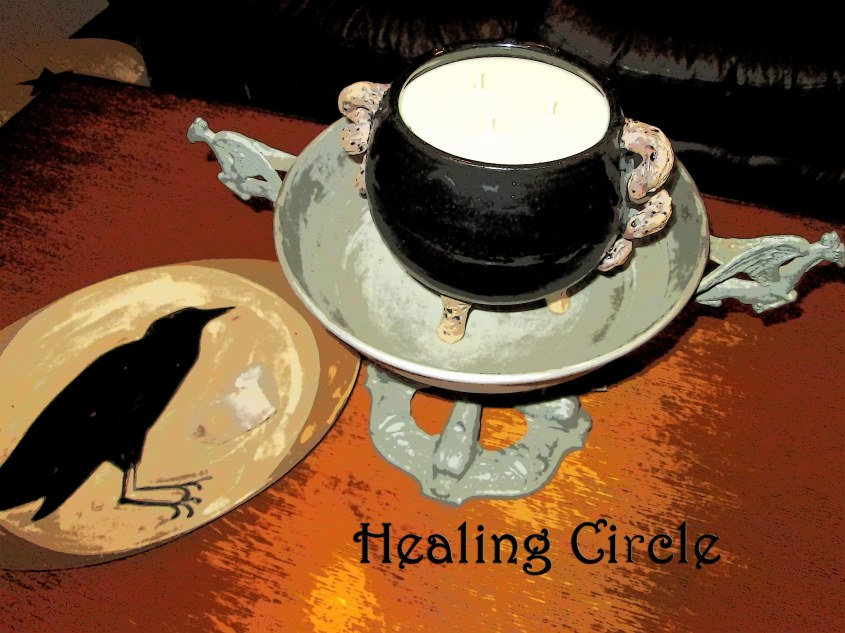 Healing Circle 15 May 2014 -- write your requests here or use #healingmagick