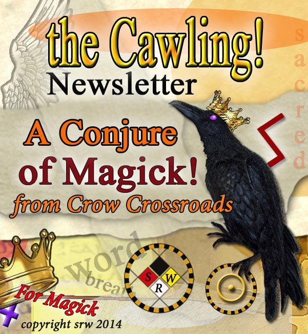 Silver's New Newsletter available in her Etsy Shop.