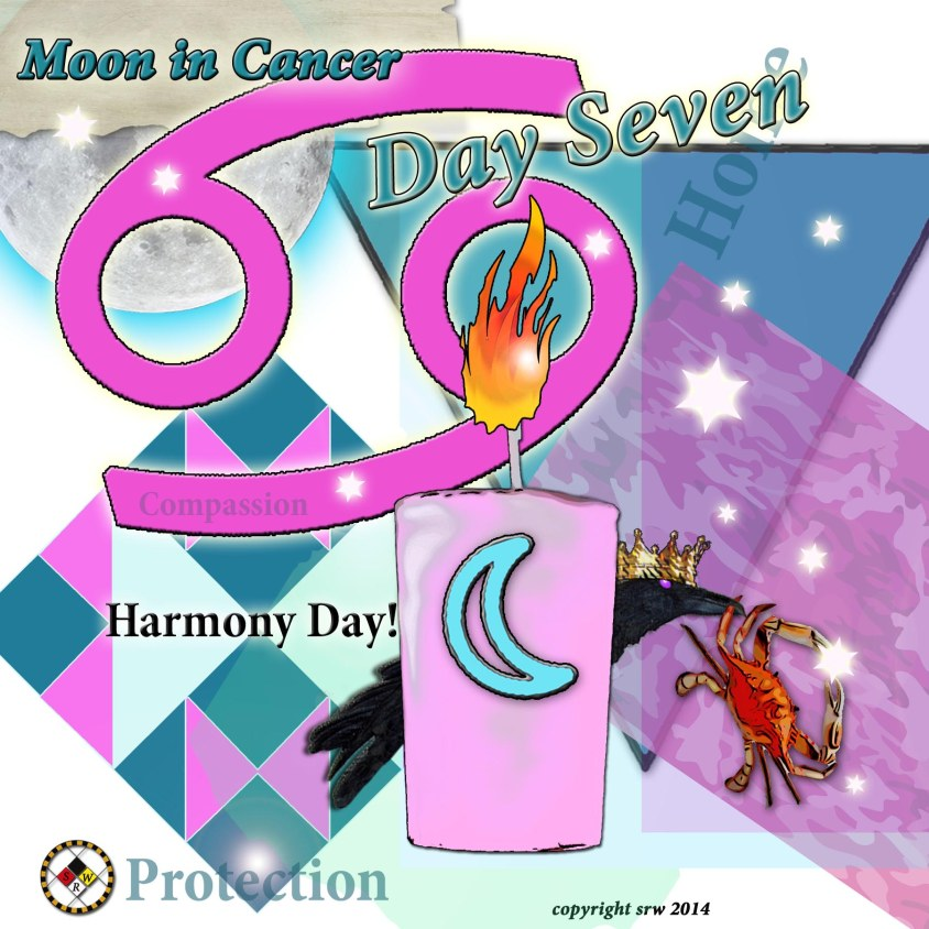 Cancer Moon supports hearth and home.  If someone attacks you during a Cancer Moon?  Your defense will be excellent and they will most likely lose.
