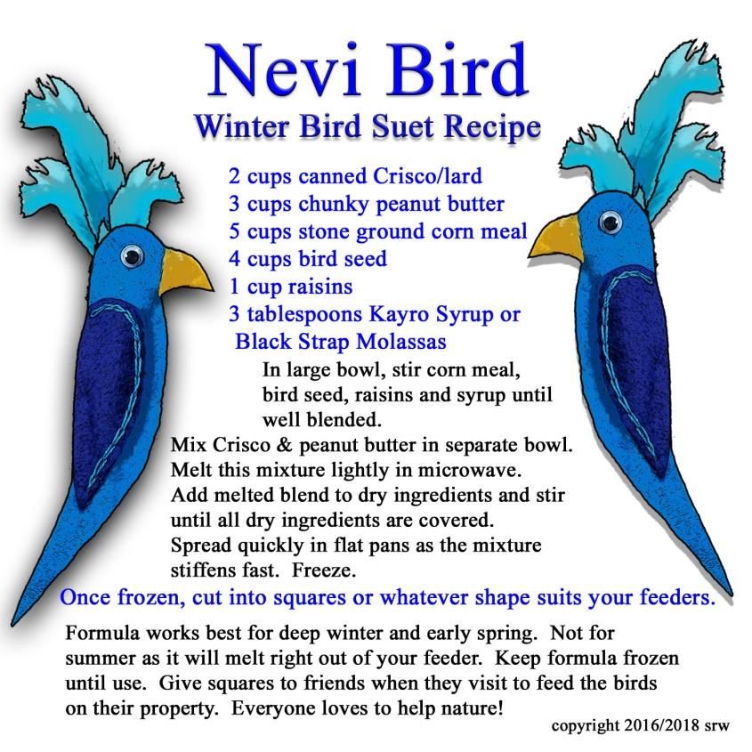 birdsuetrecipe