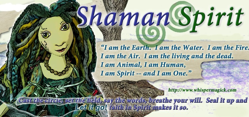 shamanspiritsingle