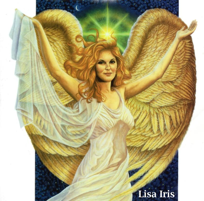 angels by Lisa Iris
